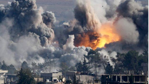 7 preguntas para entender el origen de la guerra en Siria y lo que está pasando en el país