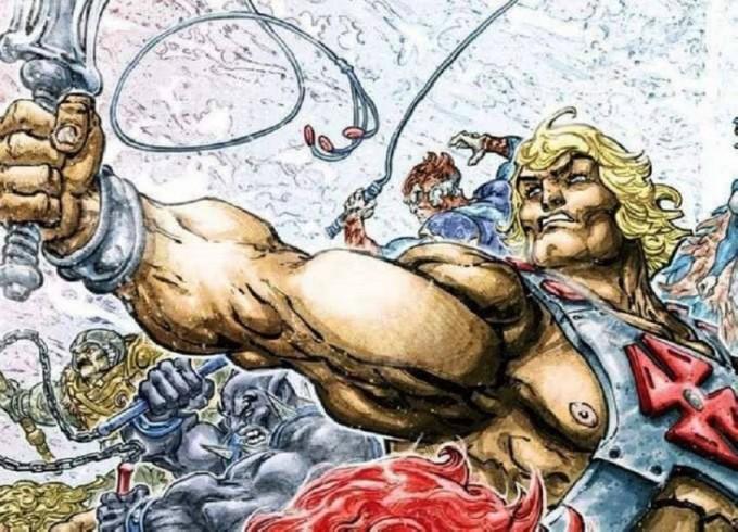 Adiós He-Man el héroe de la TV de los 80