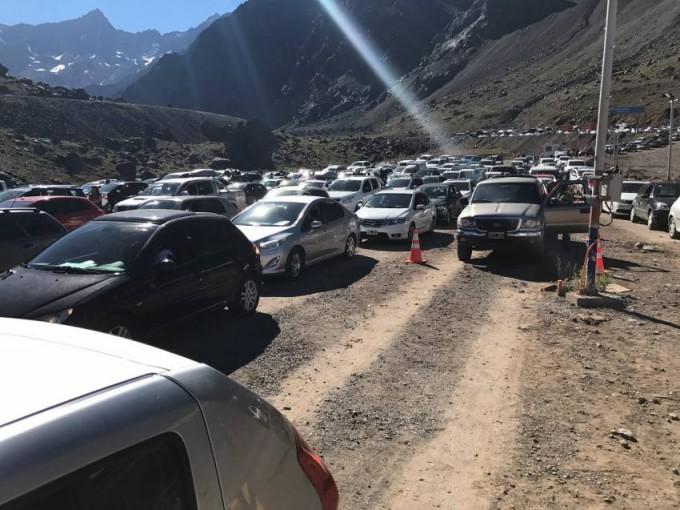 Más de 30 mil personas cruzan a Chile por Año Nuevo y prometen no más de 2 horas de espera