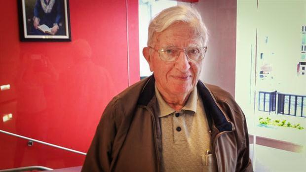 Murió el historiador Robert Potash