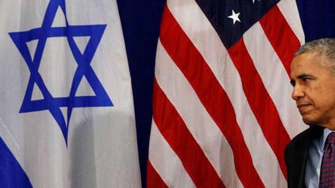 Por qué Obama desató la ira de Israel a pocas semanas del fin de su mandato como presidente de EE.UU.