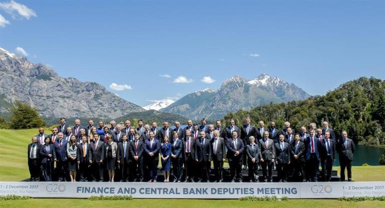 G-20: culmino el seminario en Bariloche