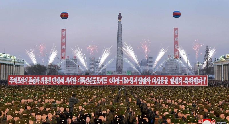 La amenaza nuclear de Kim Jong-un gana fuerza con nuevos misiles