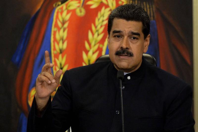 """Maduro anuncia la creación de una moneda virtual para """"vencer el bloqueo"""""""