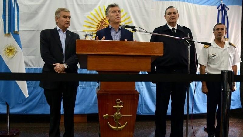 El Gobierno le apunta a la Armada por ocultar 8 llamadas que realizó el submarino