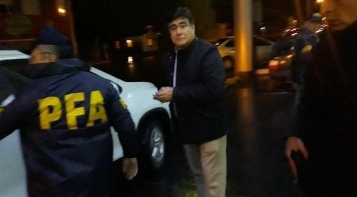 Detuvieron a Carlos Zannini, ex funcionario del cìrculo intimo de los Kirchner