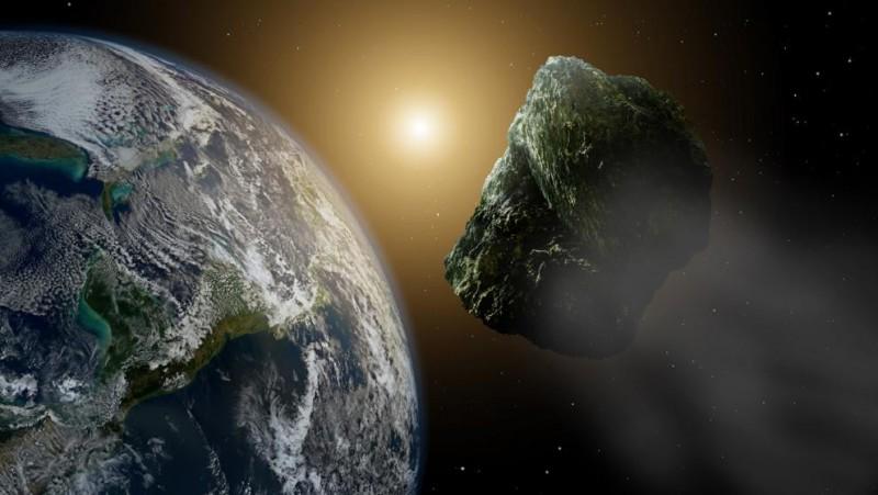 Un asteroide potencialmente peligroso viene a vernos