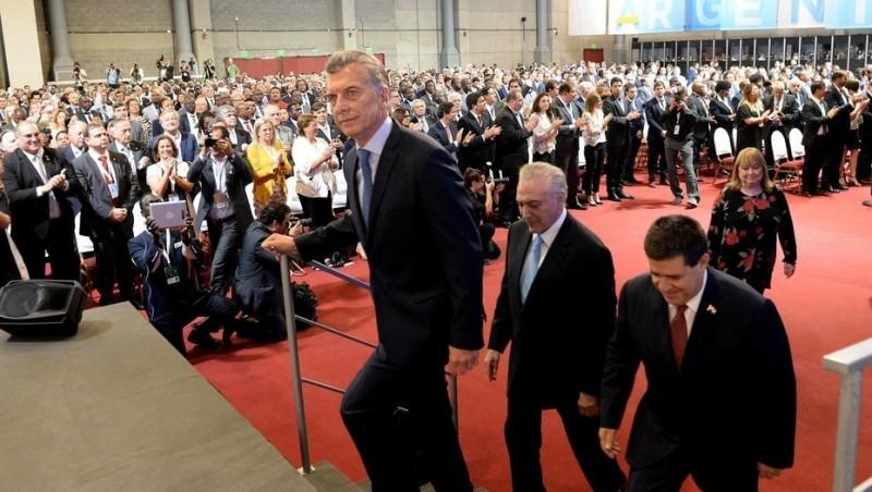 OMC: Mauricio Macri pidió un comercio justo y basado en reglas claras