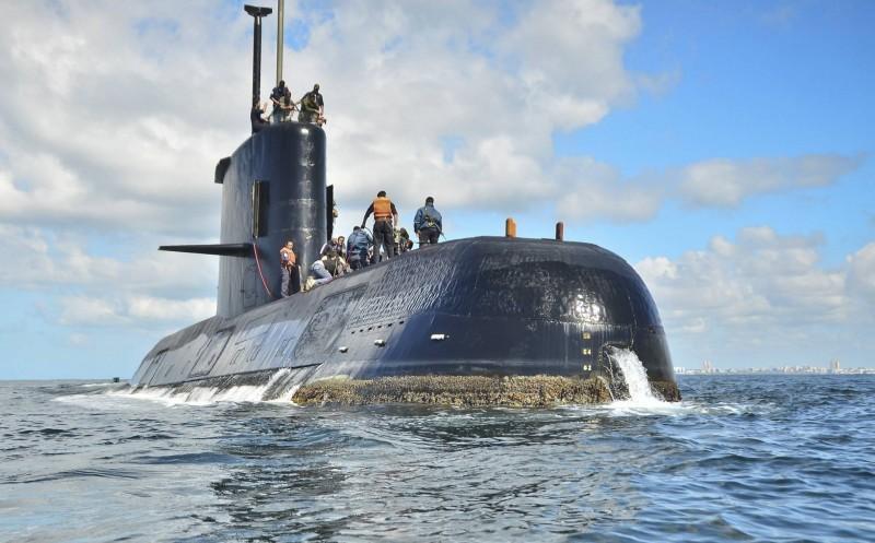 La tragedia del submarino argentino salpica a dos empresas alemanas