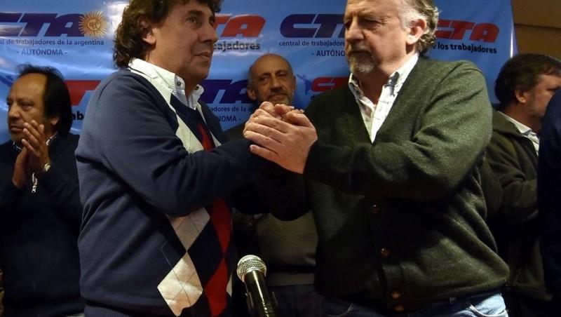 Se cayó la unidad de las CTA de Yasky y Micheli, y llaman a un congreso electoral
