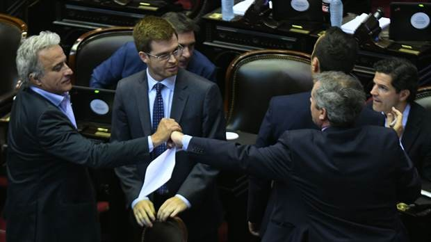 Reforma tributaria: Se aprobó en la Cámara de Diputados con gran mayoria
