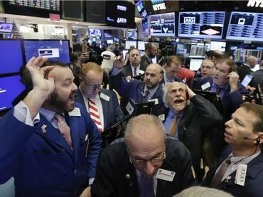 Wall Street: camino de cerrar 2017 como el año de los récords