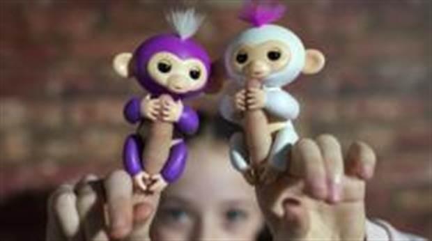 El juguete Fingerlings  best-seller en esta Navidad