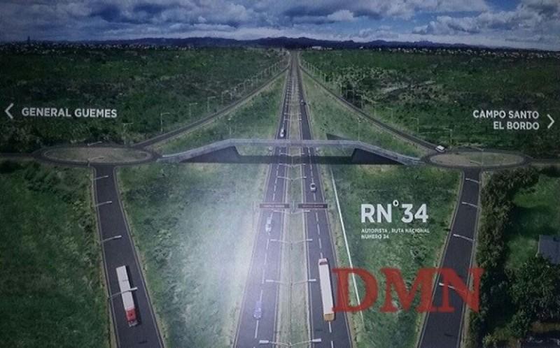 La Provincia recibirá de la Nación $3 mil millones para obras que incluye la autopista del sur