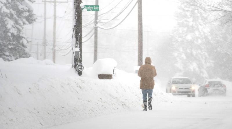 Una ola de frío extremo azota Canadá y partes del noreste de EE UU