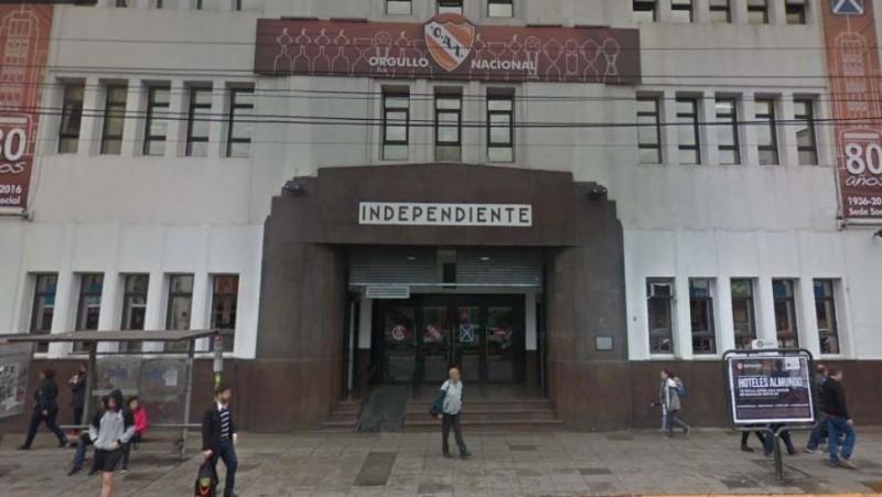 Allanaron sede de Independiente