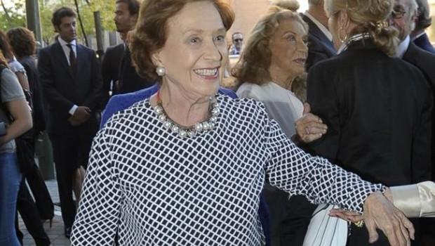 Muere Carmen Franco, hija del dictador, a los 91 años de edad