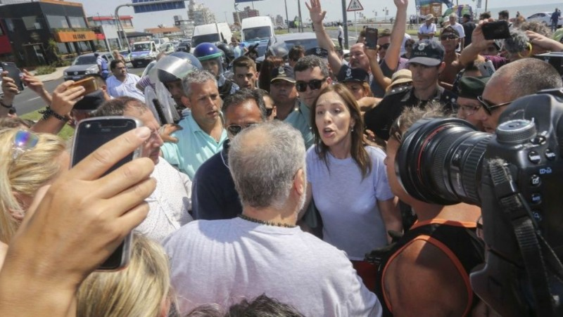María Eugenia Vidal: No importa tanto el qué  sino el  cómo