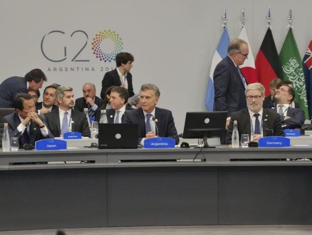 G20: Conflicto entre China y EEUU dificulta el consenso final