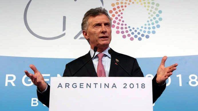 Macri anunció inversiones por U$ 3.000 millones
