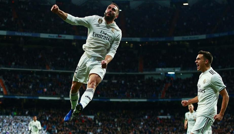 Real Madrid derrota 2-0 al Valencia La Liga Santander