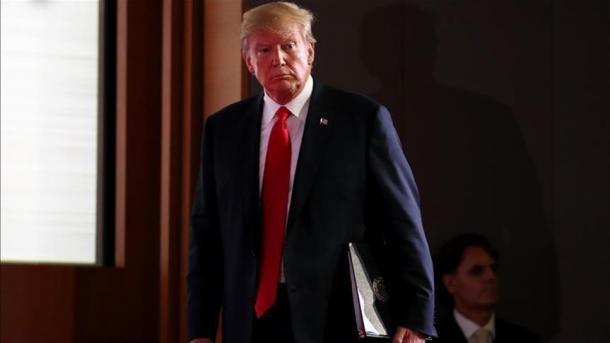 Trump: Soy un hombre arancel