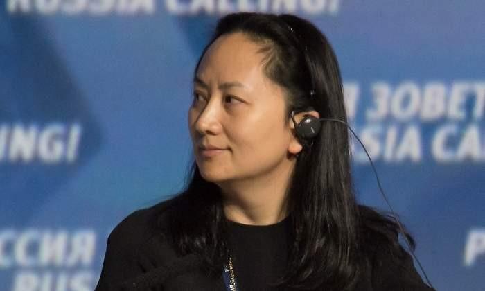 Huawei defiende a su directora