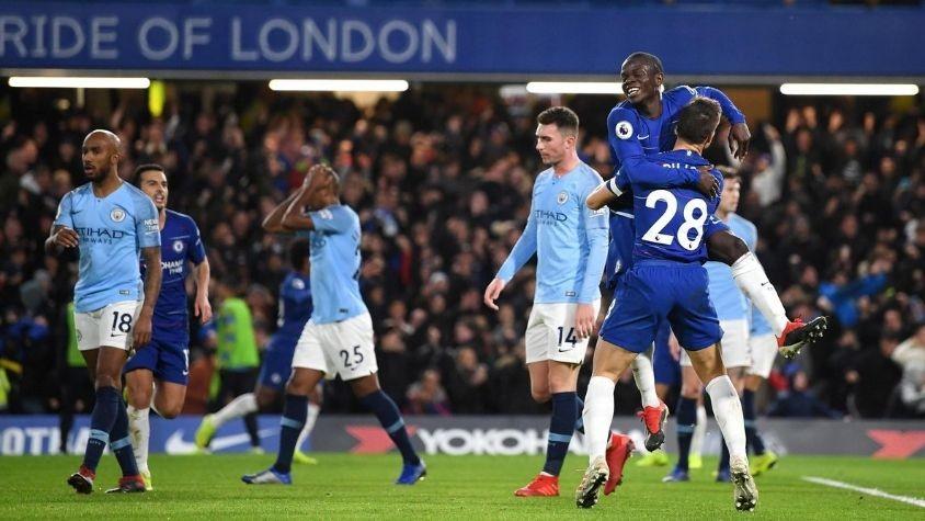 El Manchester City perdió la racha invicta