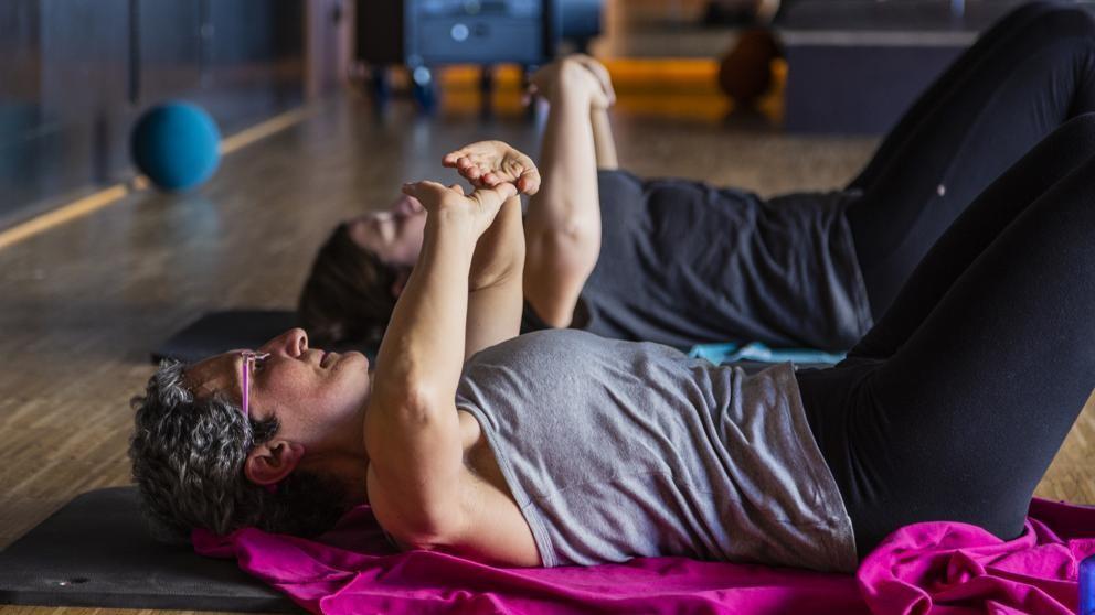 Ejercicios físicos reduce el estrés cotidiano