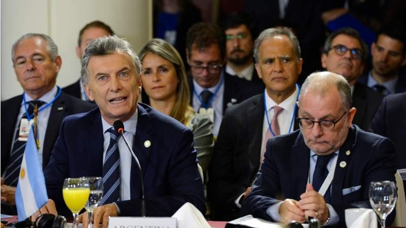 Argentina asumió la Presidencia del Mercosur