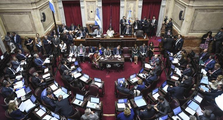 El Senado aprobó la ley sobre violencia de género