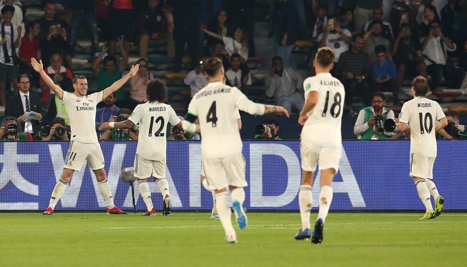 Real Madrid  jugará la final del Mundial de Clubes 2018
