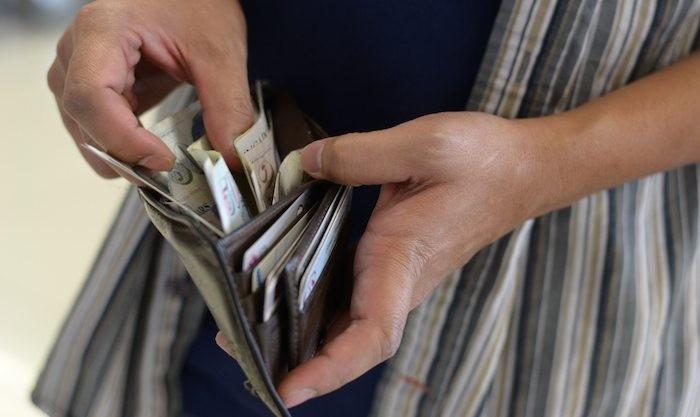La mitad de los trabajadores tiene salarios por debajo de $15.000 por mes
