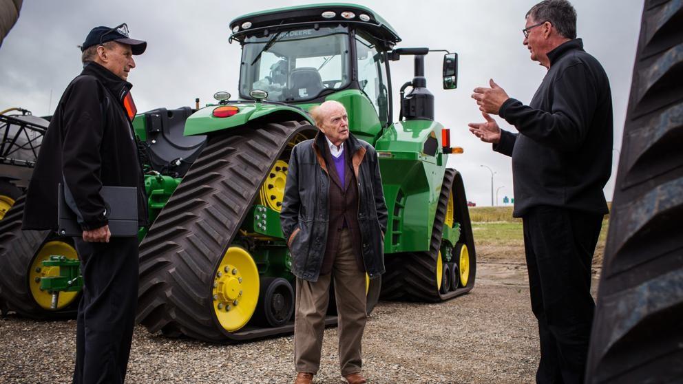 Jim Pattison el millonario de los Récords Guinness