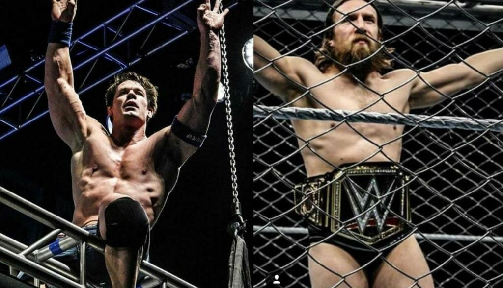 John Cena y Daniel Bryan se dieron con todo