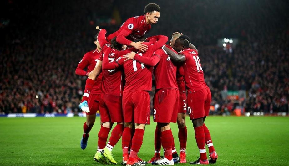 Liverpool goleó 5-1 a Arsenal en Anfi