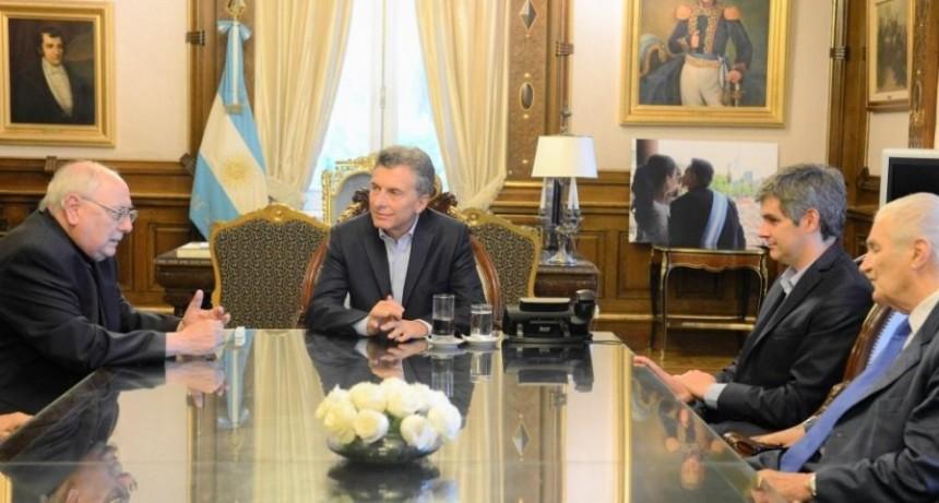Macri se reunirá con la cúpula de obispos