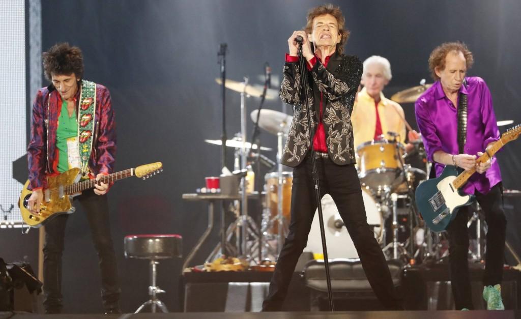 Los Rolling Stones: siete esposas, 19 hijos y muchos escándalos