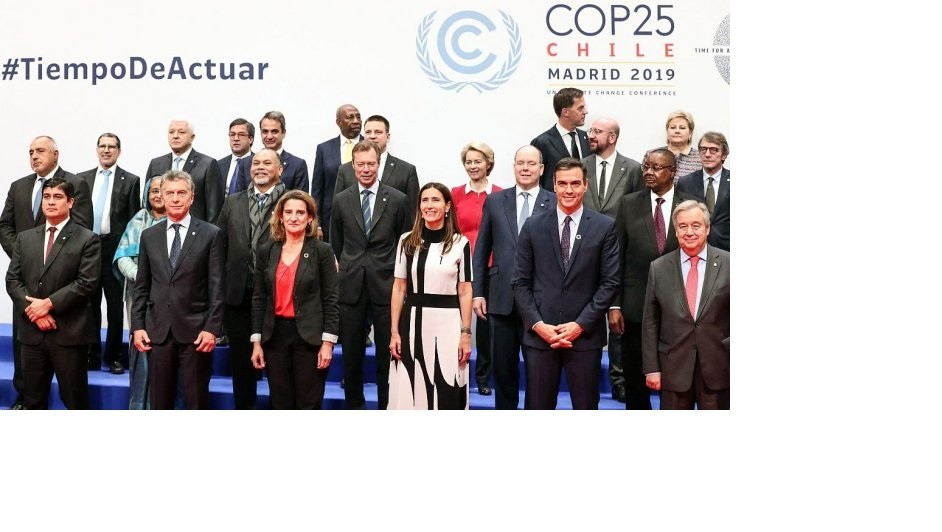 Macri: Argentina estará libre de emisiones de gases de efecto invernadero