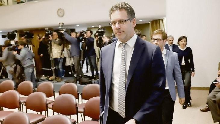 Sandleris renuncia al Banco Central a partir del 10 de diciembre