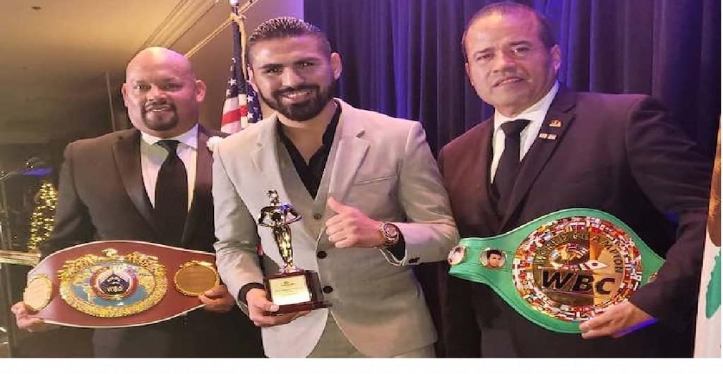 José Ramírez, fue galardonado con el Premio al Atleta del Año