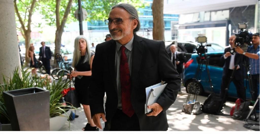 Luis Basterra Ministro de Agricultura, Ganadería y Pesca de la Nación