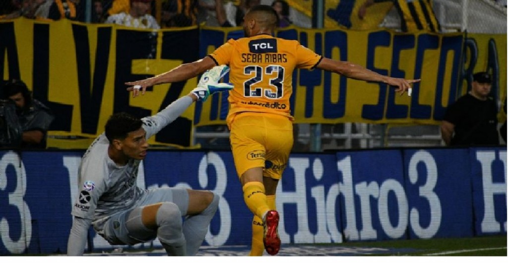 Boca perdió ante Central en Rosario