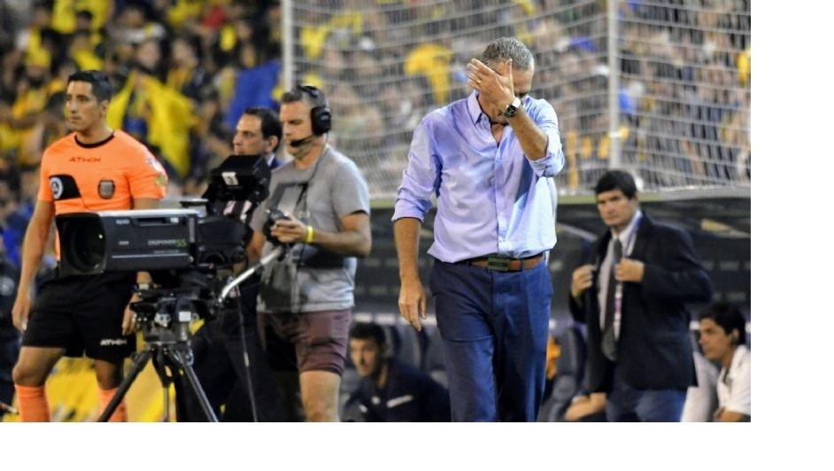 Gustavo Alfaro dijo que se va de Boca Junior