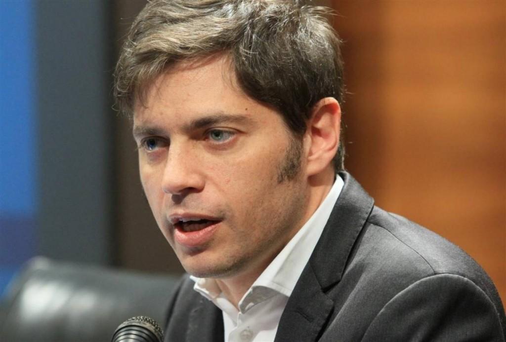 Axel Kicillof presentó su gabinete de ministros de Buenos Aires