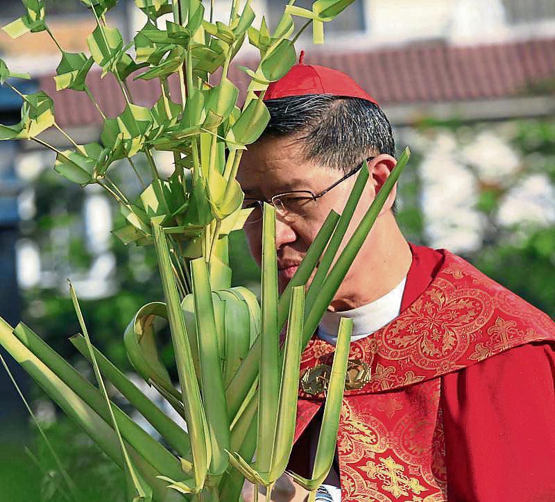 Tagle, el papable asiático es nombrado ministro en el Vaticano
