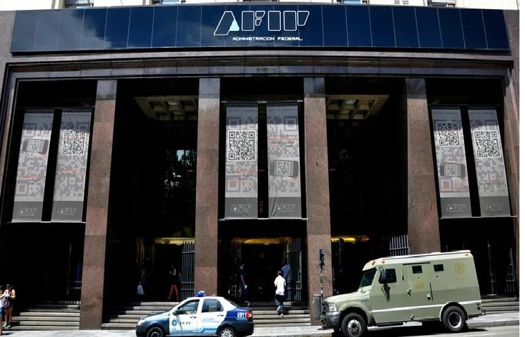 AFIP: Gendarmería lleva a cabo un operativo judicial