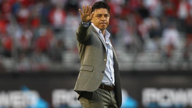 Marcelo Gallardo continua en River