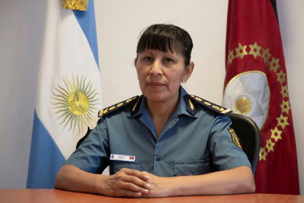 Asume la primera mujer Jefa de la Policía de Salta
