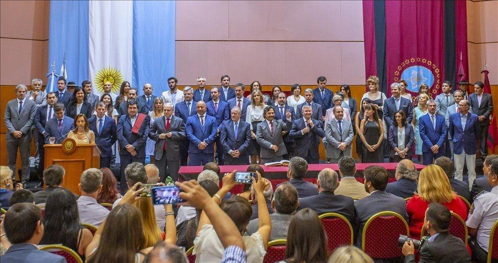 Juraron los nuevos secretarios de Estado provincial